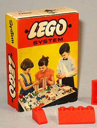 Lego in 1950